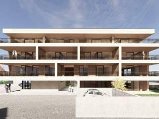 Foto - Bilocale nuovo, secondo piano, Centro, Brunico