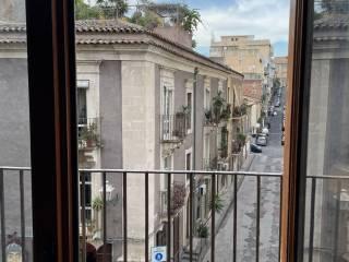 Foto - Trilocale via Giuseppe Garibaldi, Centro Storico, Catania