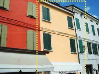 Photo - Casa indipendente, negozio all'asta via Guglielmo Marconi 8-10, San Felice sul Panaro