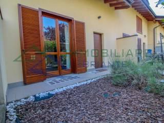 Foto - Villa a schiera via Vecchia Salmorina, Centro, Somma Lombardo