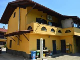 Foto - Terratetto unifamiliare Canton Baudini 13-A, Rivarolo Canavese