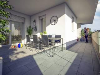 Foto - Piso de cuatro habitaciones via Caena, Voltabarozzo, Padova
