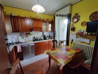 Foto - Villa a schiera via Mottarone, Centro, Arona