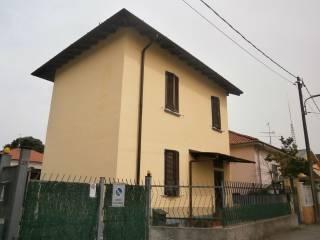 Foto - Villa unifamiliare, ottimo stato, 169 mq, Cimitero, Mondetti, Vigevano