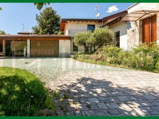 Foto - Villa unifamiliare via Golasecca 14, Centro, Vergiate