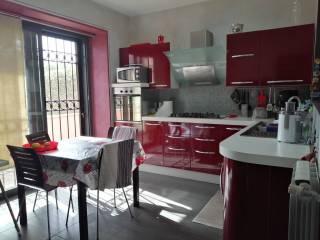 Foto - Piso de tres habitaciones via Nettunense 25, Campoleone - Tre Colli, Aprilia