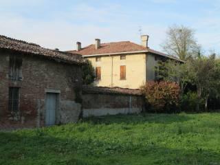 Foto - Cascina, da ristrutturare, 330 mq, Martignana di Po