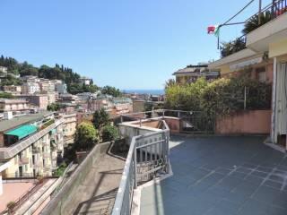 Foto - Quadrilocale via Achille e Alfredo Betti 175A, Cerisola, Rapallo