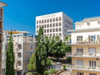 Foto - Appartamento viale dell'Astronomia, Eur, Roma
