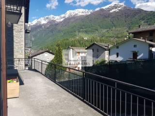 Foto - Trilocale via Bernina 50, Centro, Chiesa in Valmalenco