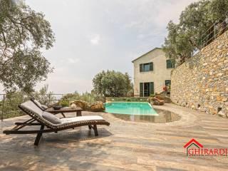 Foto - Villa unifamiliare via alla Pineta 13, Megli Alta, Ageno, Faveto, Recco