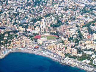 Foto - Quadrilocale ottimo stato, quarto piano, Sturla, Genova