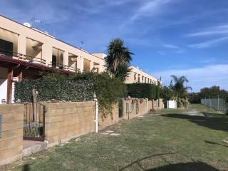 Foto - Villa a schiera via Sicilia 25, San Giorgio, Gioiosa Marea