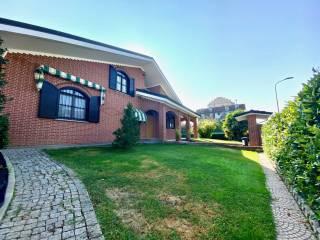 Foto - Villa unifamiliare via Giulio Pastore, Centro, Carmagnola