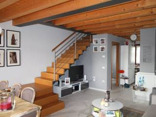 Foto - Trilocale ottimo stato, primo piano, Centro, Mareno di Piave
