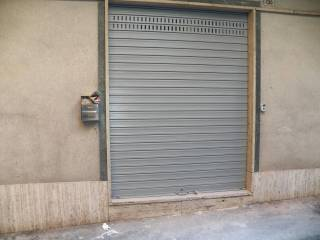 serranda elettrica ingresso