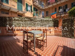 Foto - Trilocale via Antonio Burlando, Staglieno, Genova
