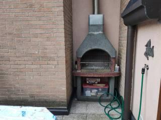 caminetto barbecue