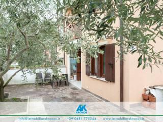 Foto - Villa a schiera via Romana 251, Centro, Monfalcone
