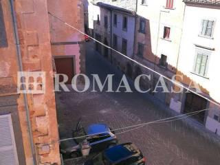 Affaccio Palazzo Storico Bagnoregio (VT) - ROMACAS