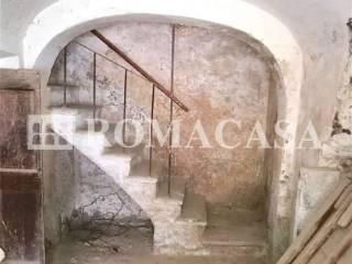 Dettaglio Palazzo Storico Bagnoregio (VT) - ROMACA
