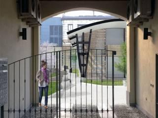 Render Cancello ingresso
