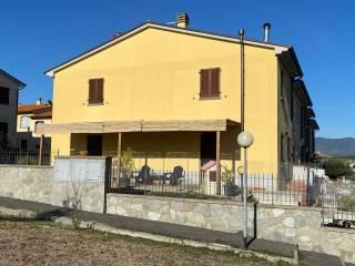 Foto - Villa a schiera via Cassia, Cesa, Marciano della Chiana