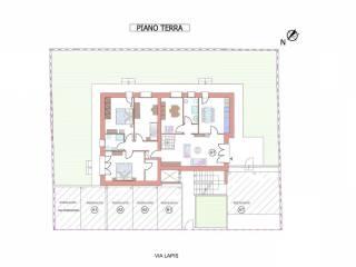 Piano terra appartamento unico
