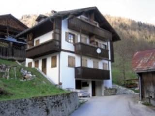 Foto - Quadrilocale buono stato, secondo piano, Chiesa, Val di Zoldo