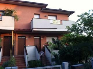 Foto - Villa a schiera via Onorio II 11, San Martino In Pedriolo, Casalfiumanese