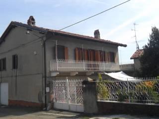 Foto - Villa unifamiliare via Vittorio Emanuele, Brusaschetto, Camino