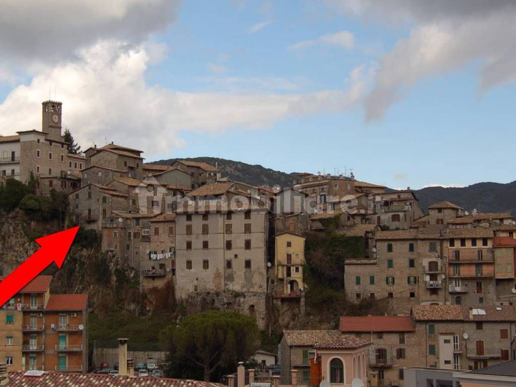 foto  Apartment via Alessandro Porta 46, Carpineto Romano