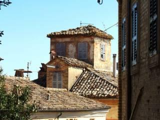 Foto - Attico via San Michele 54, Centro, Offida
