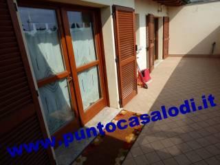 Foto - Bilocale via Giuseppe Mazzini, Centro, Borghetto Lodigiano