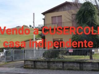 Foto - Villa bifamiliare via Andrea Costa 55, Cusercoli, Civitella di Romagna