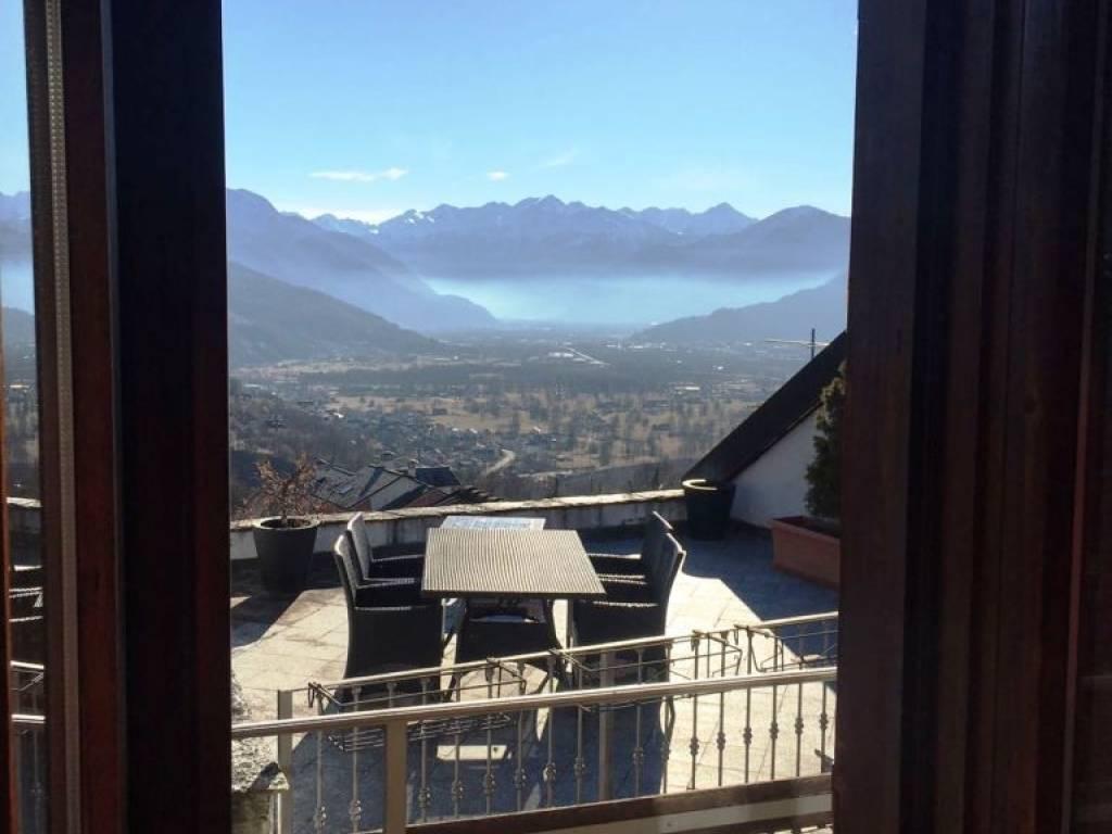 foto  Terratetto plurifamiliare frazione Borella, Montecrestese