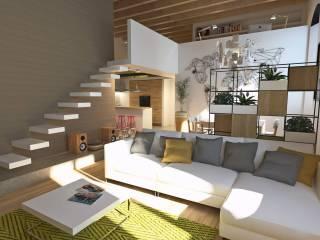 Foto - Apartamento T3 via Vittorio Emanuele 9, Centro, Zogno