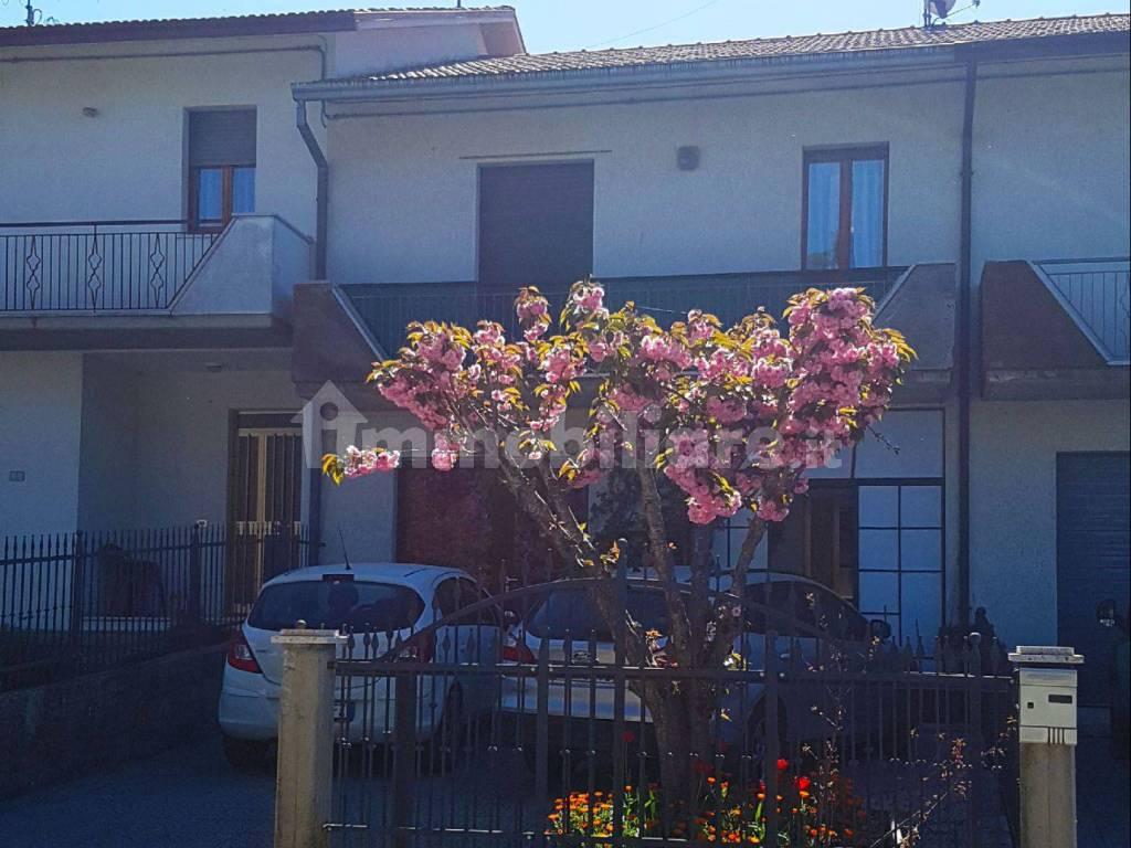 foto  Villa a schiera via Enrico Mattei, Tavoleto