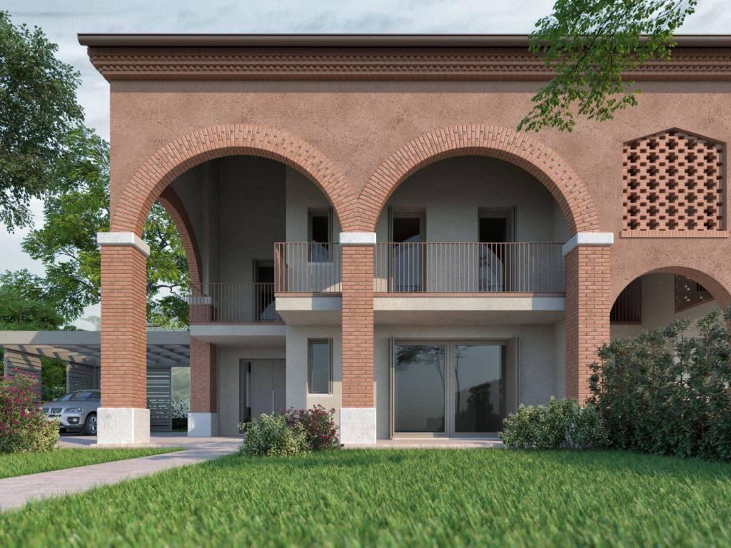 foto  Villa plurifamiliare, nuova, 175 mq, Codevigo