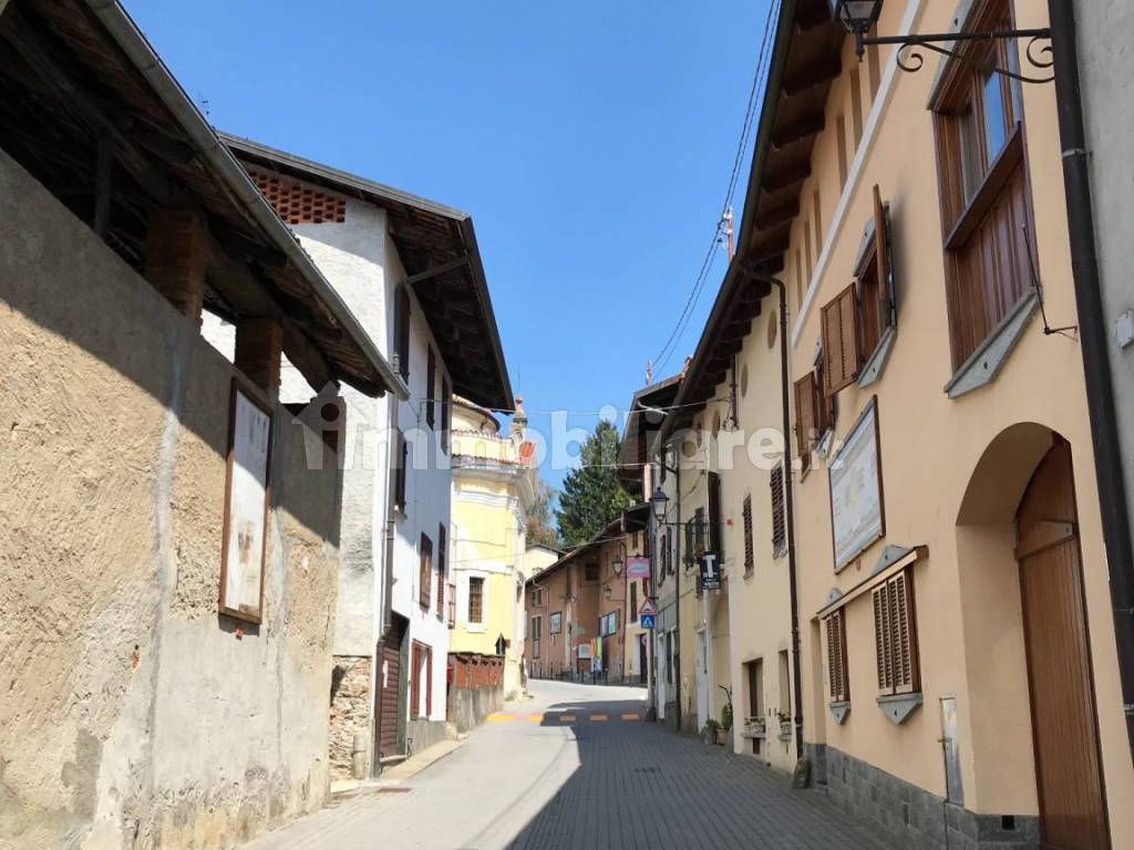 foto  Terraced house via San Grato 20, Torre Canavese
