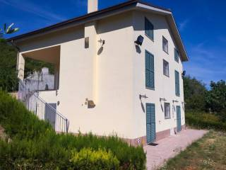 Foto - Villa unifamiliare, nuova, 200 mq, Centro, Serramonacesca