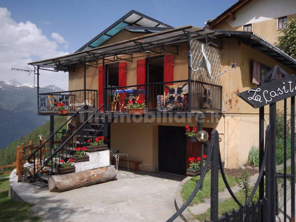 foto  Chalet frazione Piscina Sala Superiore 464, Charvensod