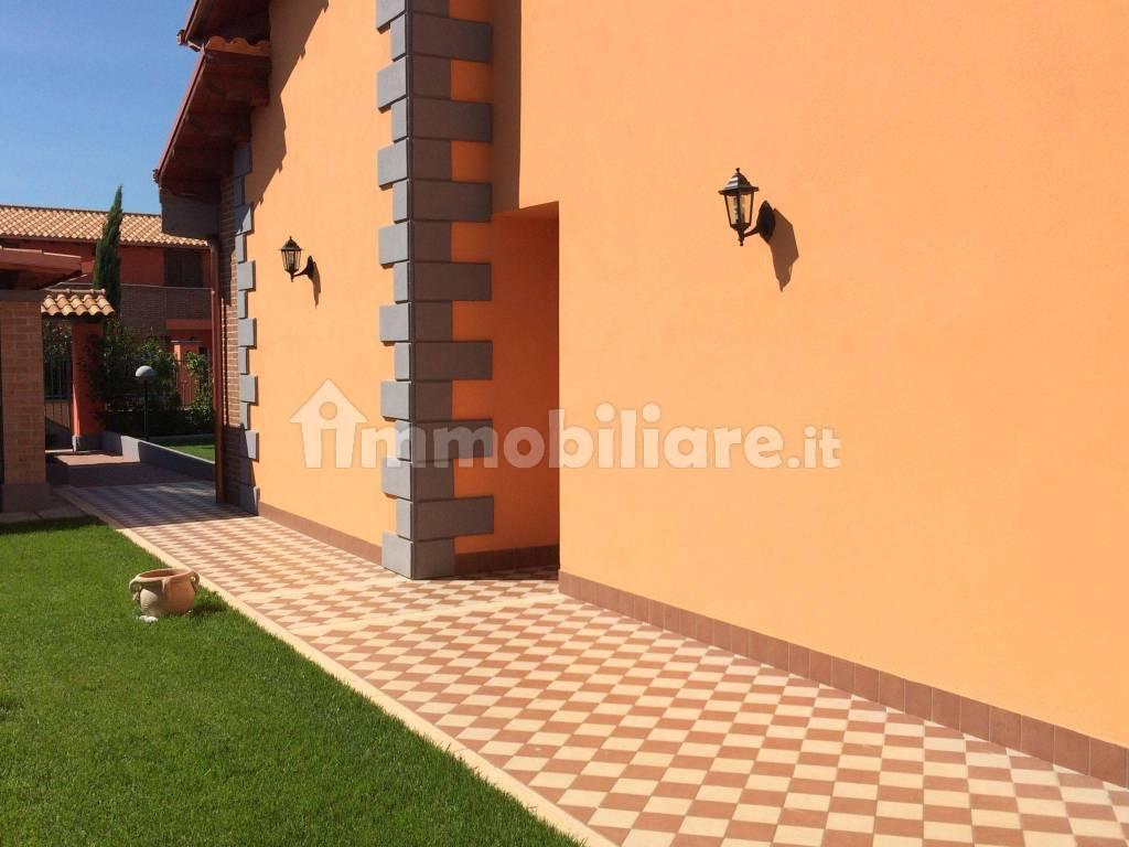 foto  Villa a schiera via Velletri 65, Artena