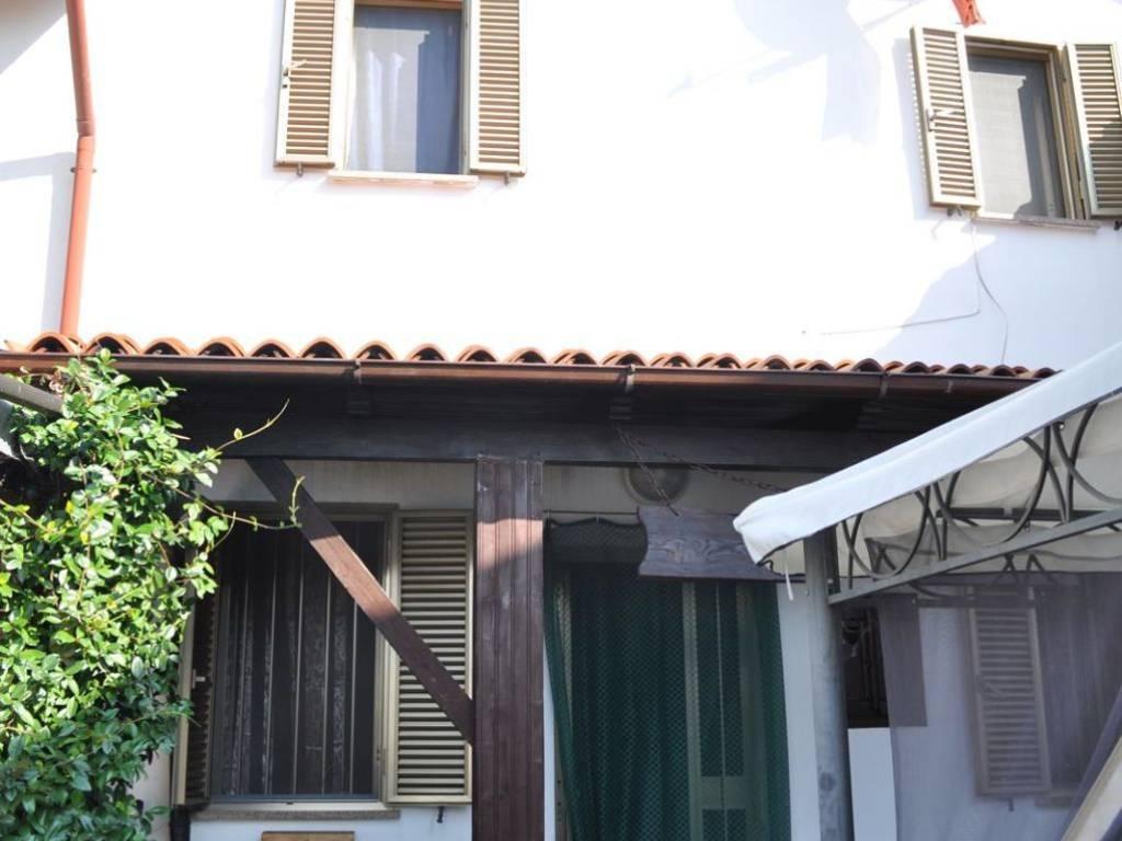 foto  Villa a schiera via Cairoli 15, Cergnago
