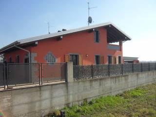 Foto - Terratetto unifamiliare 150 mq, buono stato, Ticengo