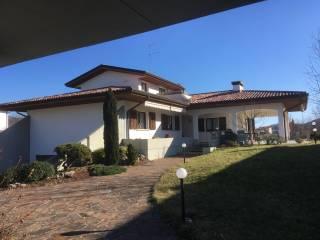 Foto - Villa unifamiliare via Borgo San Pietro 58, Centro, Cividale del Friuli