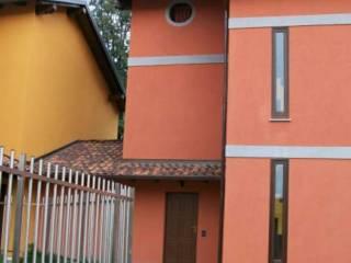 Foto - Villa a schiera via Colombo 5, Bogogno