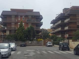 Foto - Attico via Gran Bretagna 90, Torvaianica, Centro, Pomezia