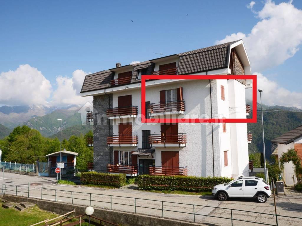 foto  3-room flat via Sereine 26, Alpette