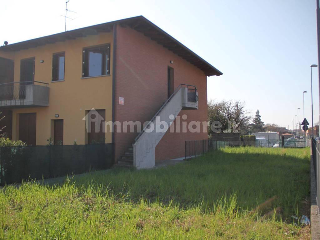 foto  Terraced house via Guido Guinizzelli 12, Scanzorosciate